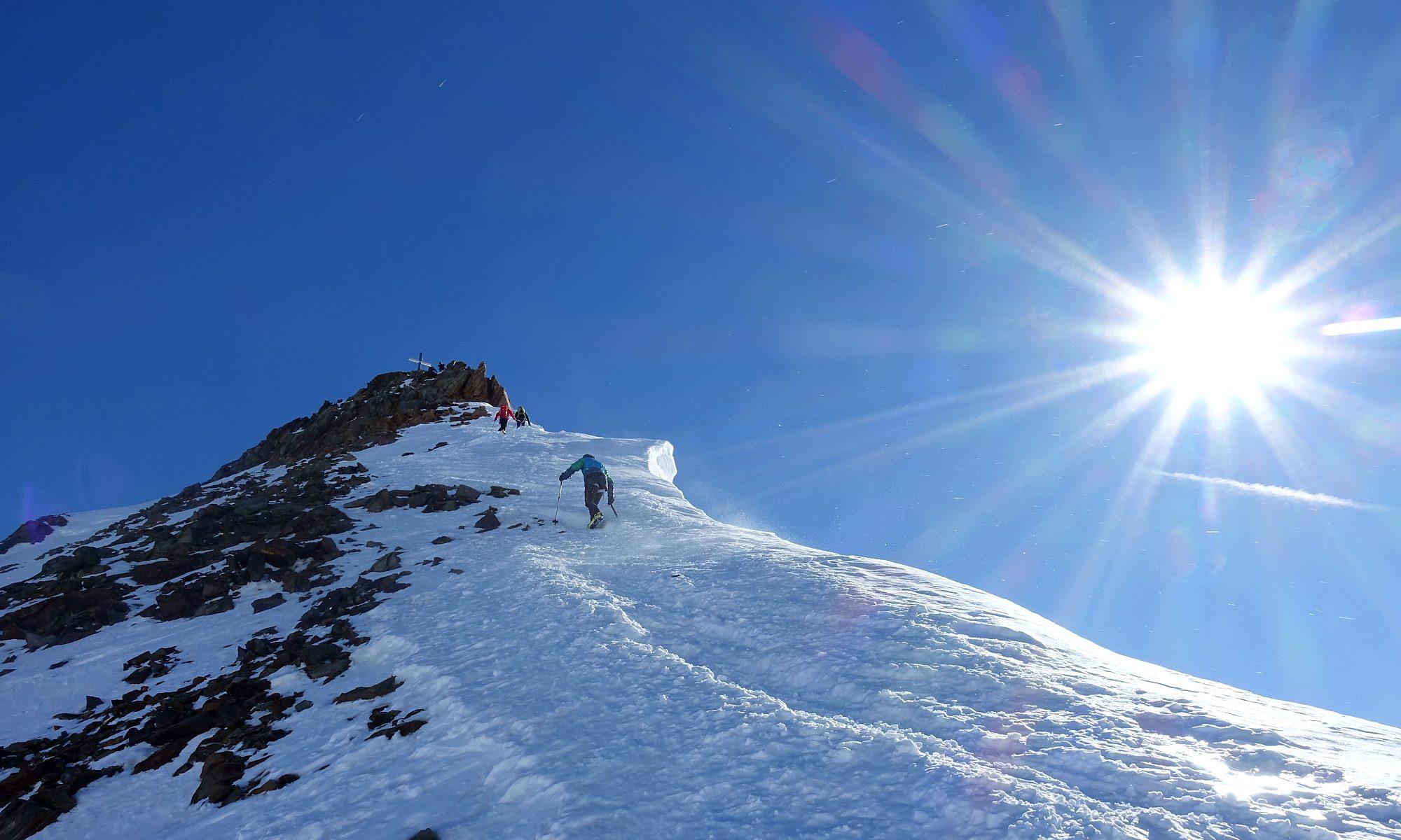 ötztaler skitourenrunde