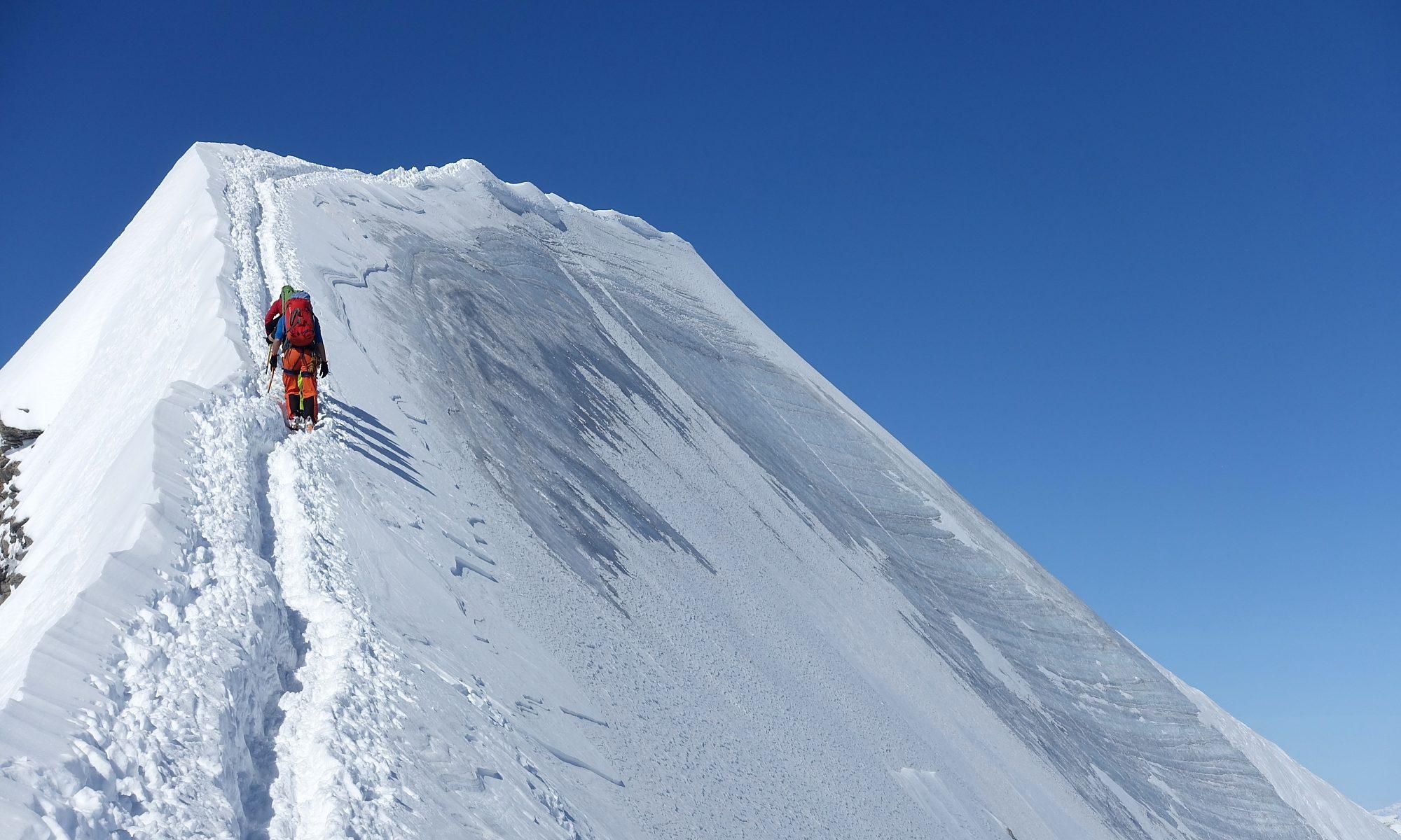 Piz Palü, 3.905 m