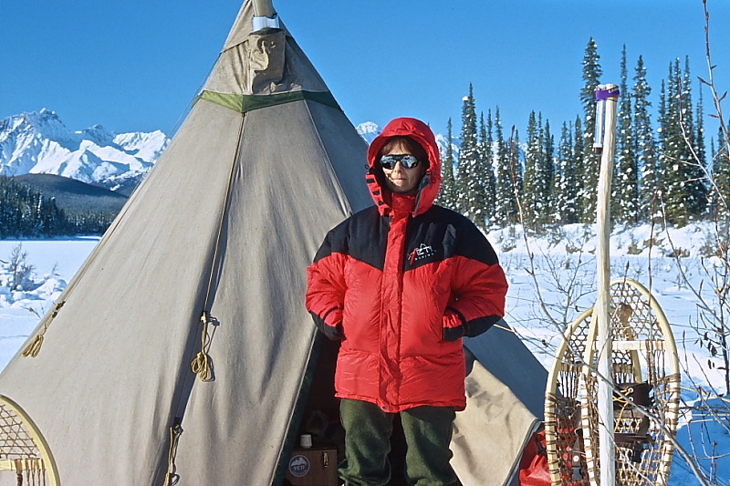 South Nahanni Wintertrail