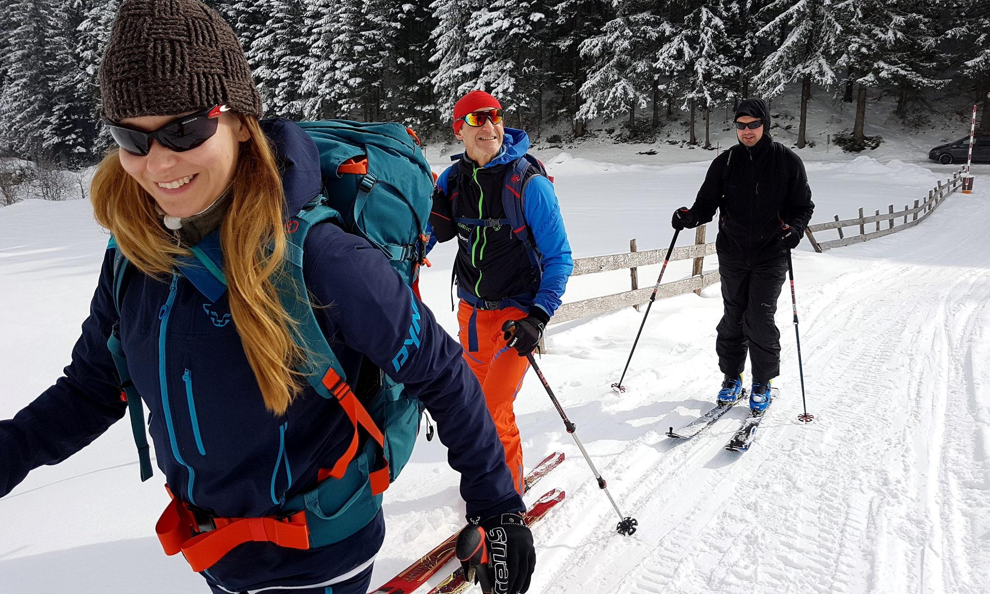 Skitour Gschösswand