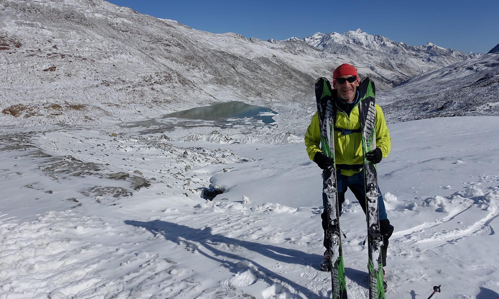 Schnalstal Skitour September