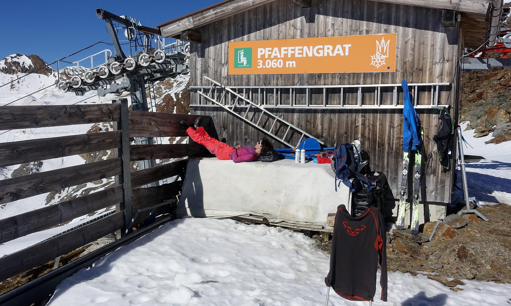 Stubaier Skitouren-Wochenende