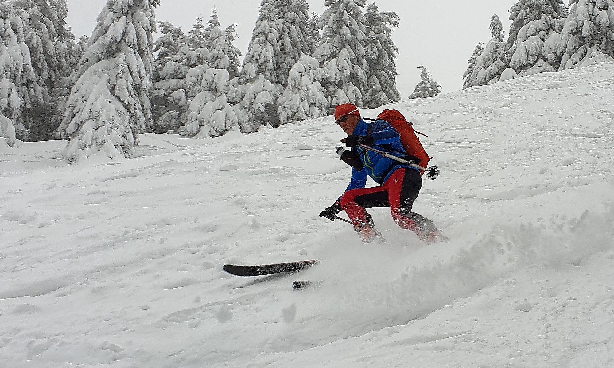 Schneekopf Alter Alpinehang